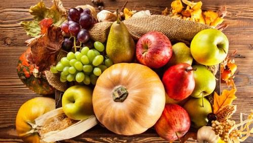 فوائد الفواكه حسب اللون