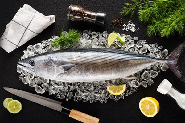 فوائد سمك التونة للجسم