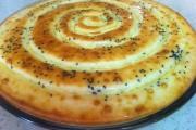 كيكة الجبنة الكيري طريقة سهلة و شهية