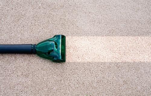 طريقة تنظيف السجاد في المنزل