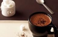 مشروب الكاكاو الساخن بدون حليب