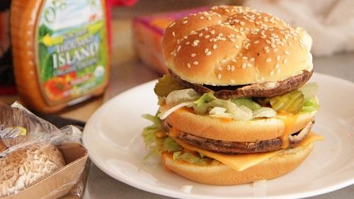 طريقة عمل وجبات ماكدونالدز في المنزل