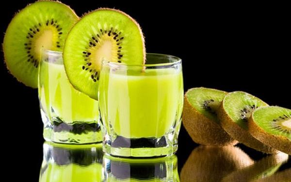فوائد عصير الكيوي للجسم