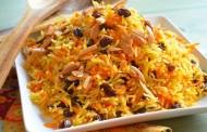 وصفات ارز بسمتي بالدجاج و باللحم