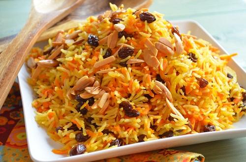 وصفات ارز بسمتي