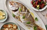 ما هي افضل طرق طبخ السمك