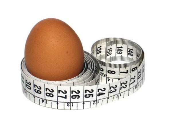 رجيم البيض المسلوق للتخسيس