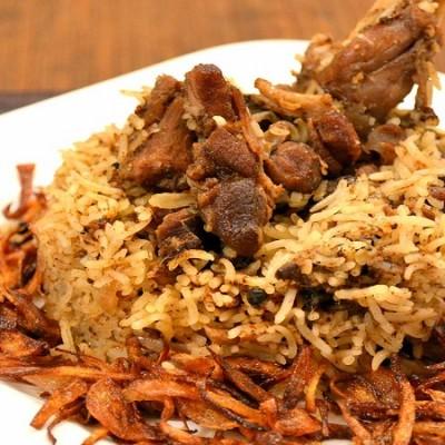 برياني لحم هندي لذيذ