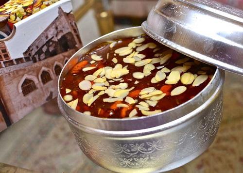 حلوى الصوغة البحرينية