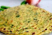 طريقة عمل الخبز الهندي على الصاج