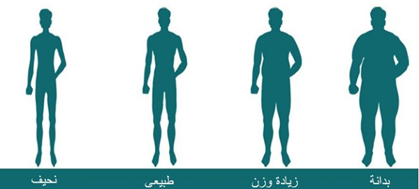 طريقة التخلص من الدهون في الجسم