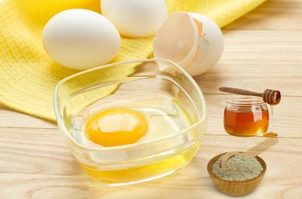 فوائد زلال البيض للوجه