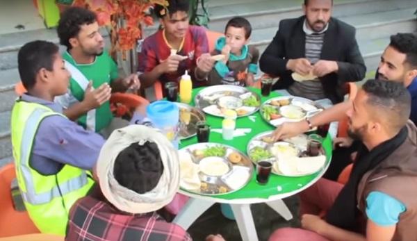 مطعم سوري في اليمن