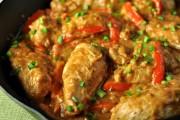 طريقة عمل صدور الدجاج بزبدة الفول السوداني