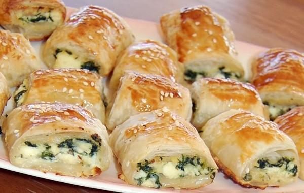 طريقة عمل برك بالجبنة على الطريقة التركية