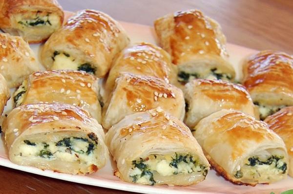 برك بالجبنة على الطريقة التركية