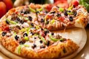 طريقة عمل بيتزا سريعة بدون فرن