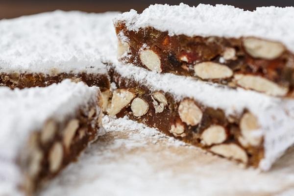 البان فورتي وصفة حلويات ايطالية مشهورة