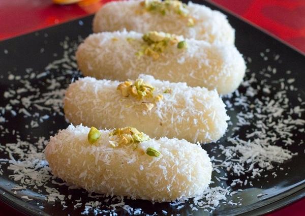 حلى هندي سهل ولذيذ