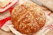 طريقة عمل خبز بدون خميرة في الفرن