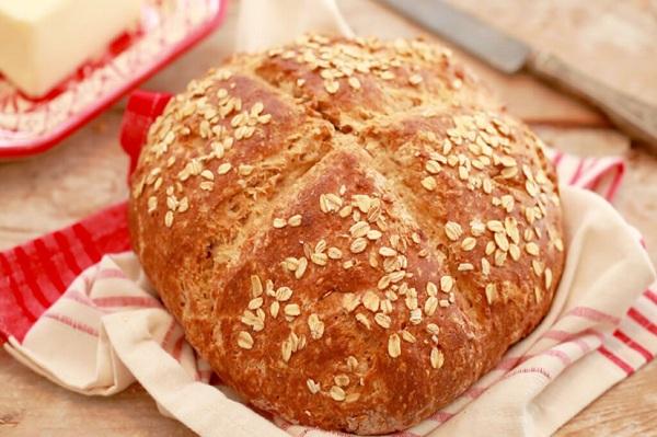 خبز بدون خميرة