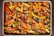طريقة عمل دجاج مكسيكي بالفرن