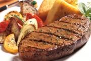طريقة عمل ستيك اللحم المشوي على الجريل