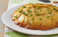 طريقة عمل صينية البطاطس بجبنة البارميزان