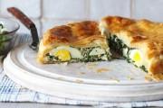 طريقة عمل فطيرة البيض والجبن الايطالية
