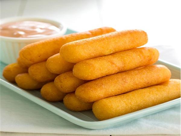اصابع الجبن المقرمشة