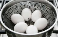 ما هي افضل طريقة لسلق البيض ؟
