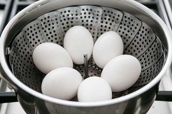 افضل طريقة لسلق البيض