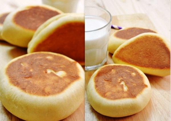 طريقة عمل الخبز الصغير بالحليب