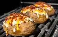طريقة عمل بطاطس مشوية بالفرن مع الجبنة
