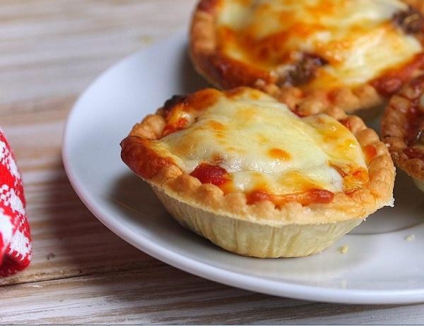 طريقة عمل تورتة البيتزا