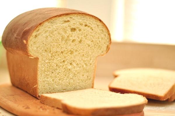 خبز التوست بالمنزل