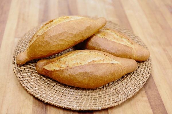 خبز الصمون المنزلي