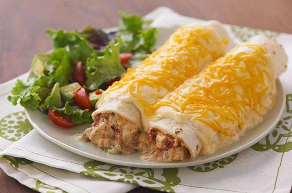 طريقة عمل ساندويش الدجاج بالجبن