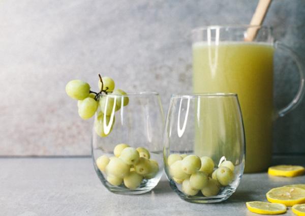 طريقة عمل عصير الحصرم الحلو