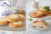طريقة عمل فطائر الجبنة الروسية