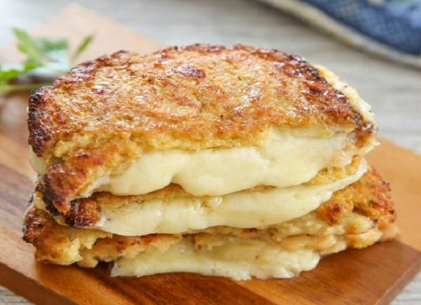 قرنبيط بالجبنة