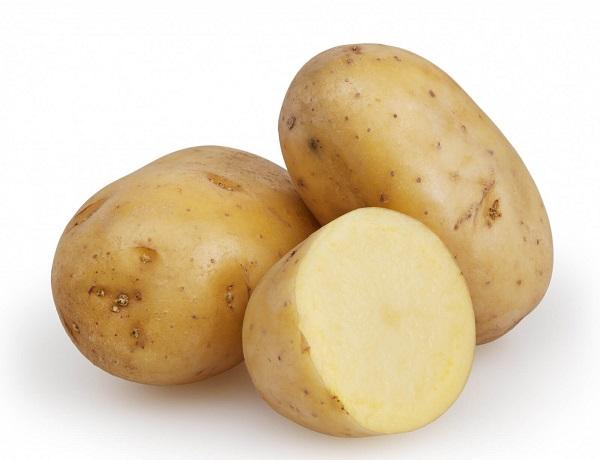 تخزين البطاطس بقشرها