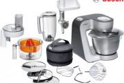 خلاط MUM5 من Bosch مطبخ كامل في آلة