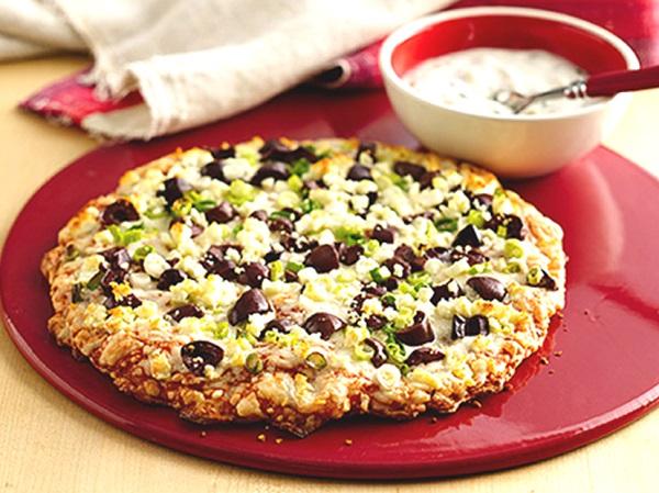 البيتزا اليونانية