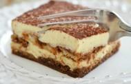 طريقة عمل حلوى تيراميسو الايطالية