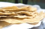 طريقة عمل خبز التورتيلا الجاهز