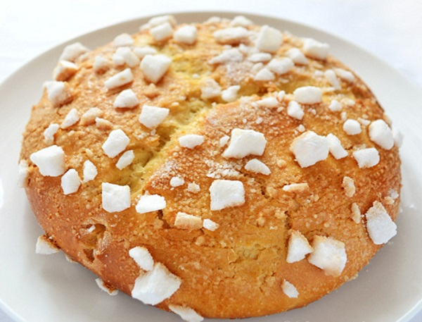 طريقة عمل خبز السكر الايطالي