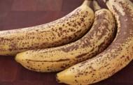ما هي استخدامات الموز الناضج ؟