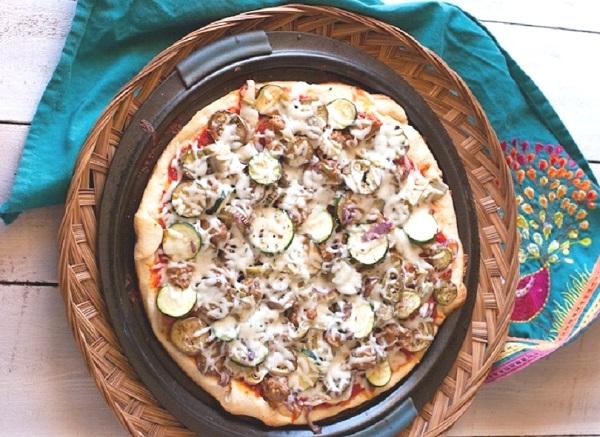 وصفة البيتزا الايطالية الاصلية