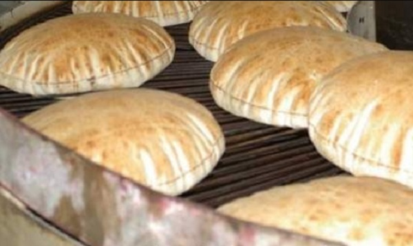 الخبز السوري المنفوخ